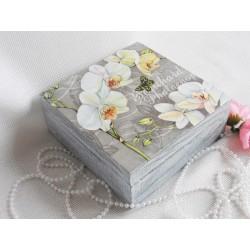 Šperkovnice Orchidej