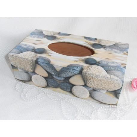 Kapesníkovník s kamínkama