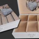 Krabičky na čaj - dózy